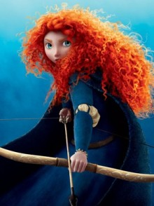 Brave -- Merida